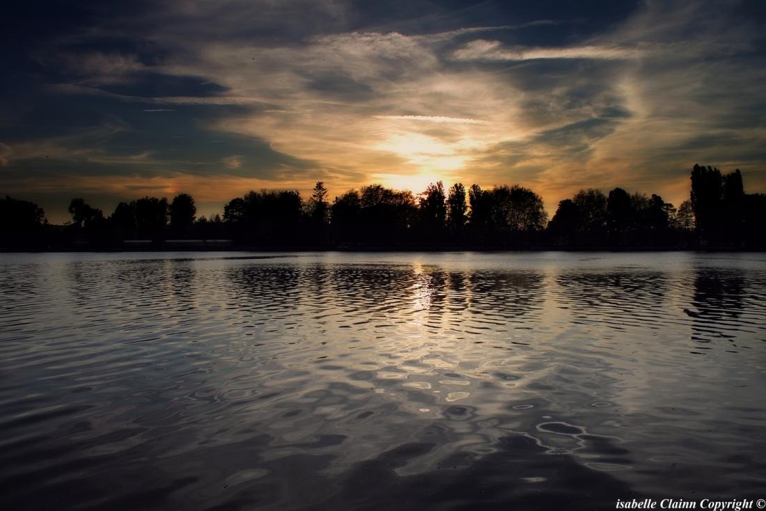 Coucher de soleil sur l'Allier f2p.JPG