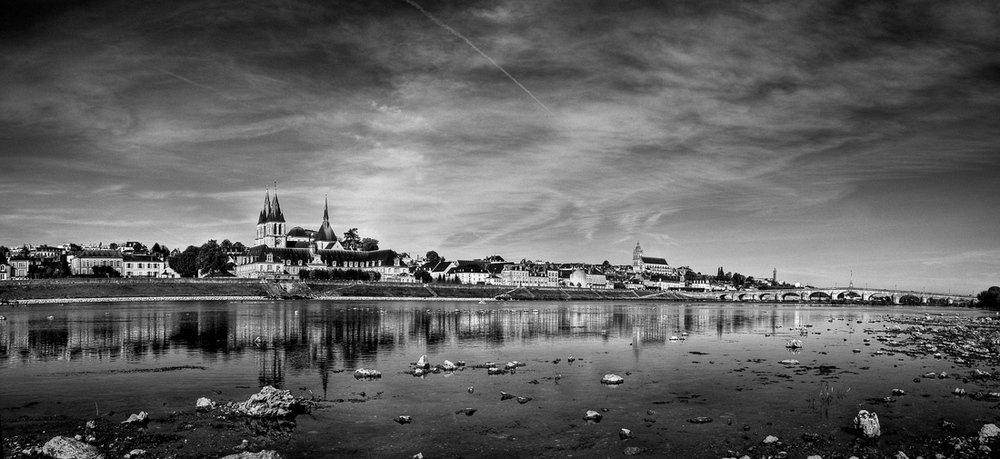 Panoramique de Blois
