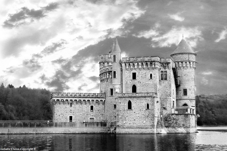 Château de la roche, Loire