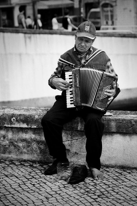 L'accordéoniste