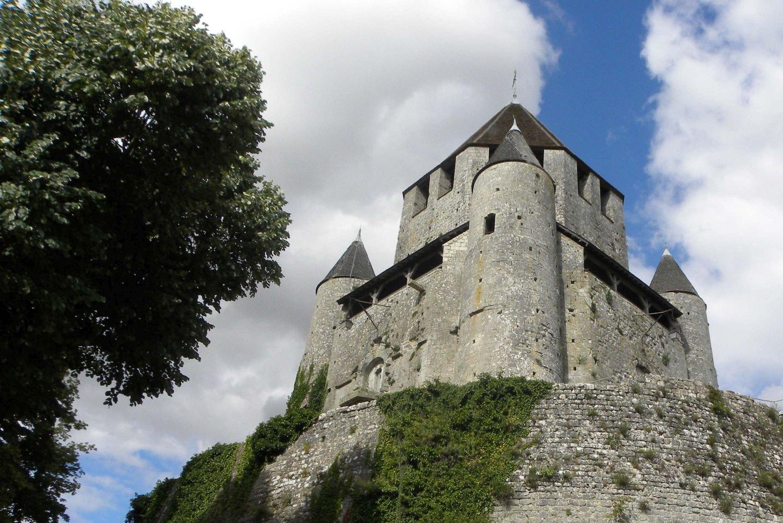 La Tour César à Provins (Seine et Marne)