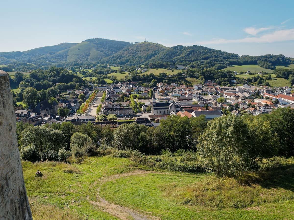 Mauléon-Licharre - Pyrénées atlantique