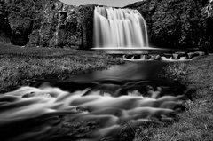 cascade des Veyrines Cantal