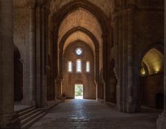 Abbaye de la Silvacane.