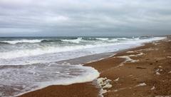 Une plage aux Sables d'olonne