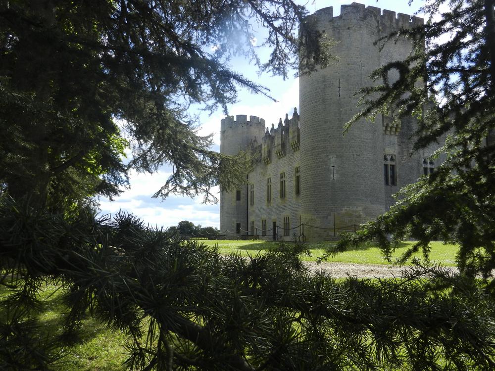 Chateau Roquetaillade à Mazères