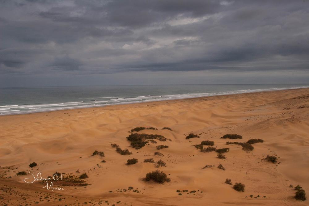 Maroc en couleurs. La plage Blanche.jpg